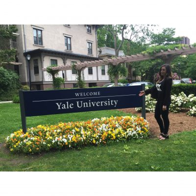 Eloise at Yale